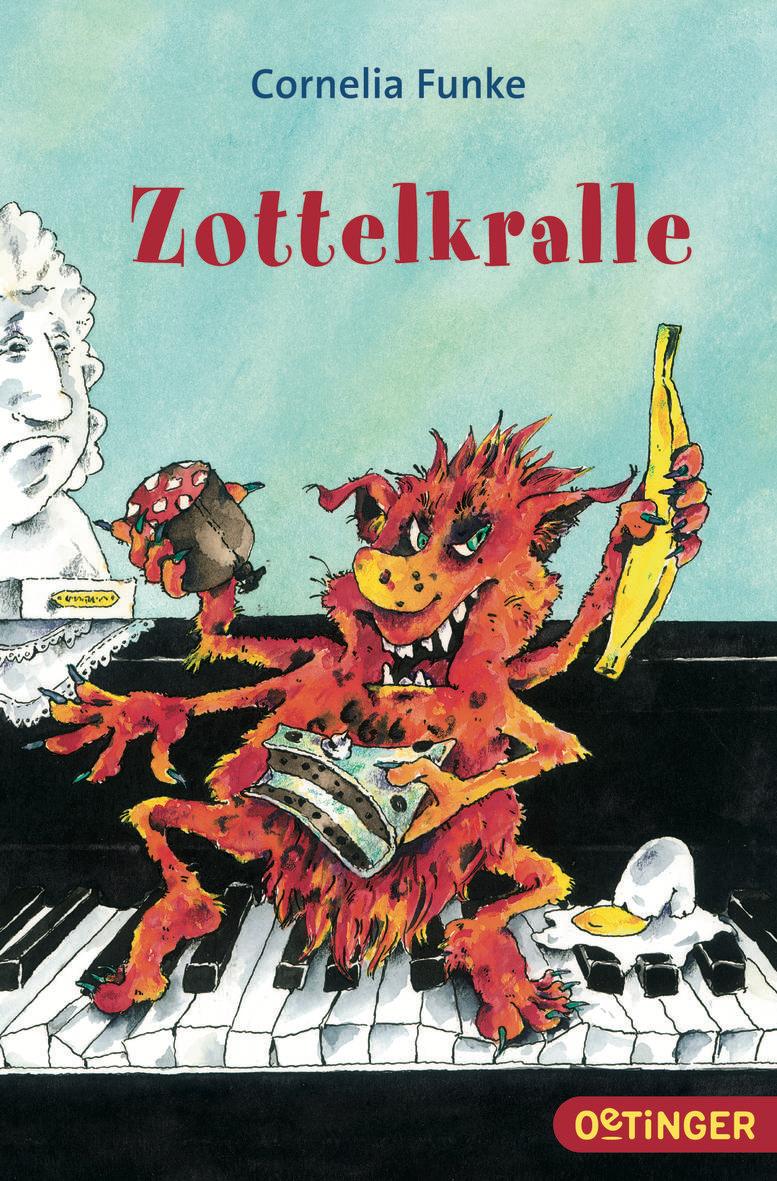 """Zottelkralle"" von Cornelia Funke"